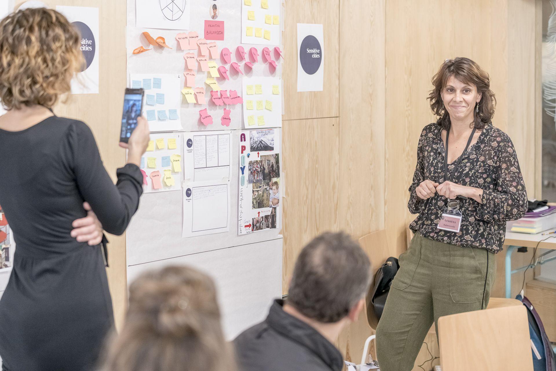 Sensitive Cities Academy Crea tu proyecto de impacto social