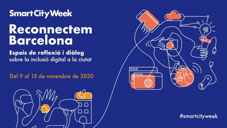 Smart City Week 2020 Sensitive Cities