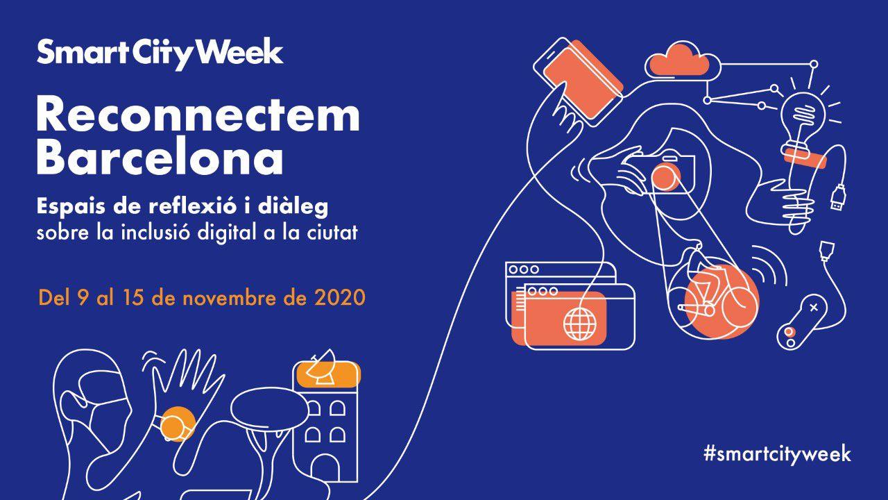 Smart City Week 2020 Sensitive Cities