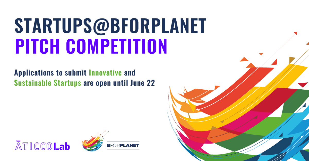 Startups Bforplanet competition
